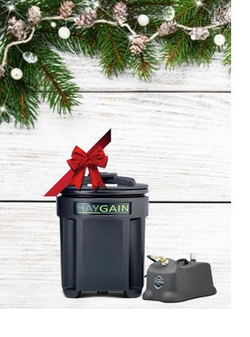 Purificateur de foin Haygain One